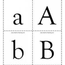 printable lowercase alphabet letters flashcards docoments ojazlink
