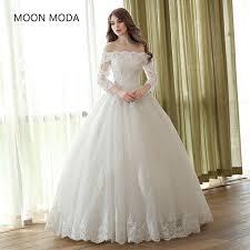 simple wedding dresses for brides sleeve muslim wedding dress 2018 princess simple bridal gown