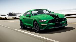 new paint ford mustang has a bright new paint color need for green autoblog