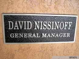 cast metal plaques signs signs by tomorrow of boise custom