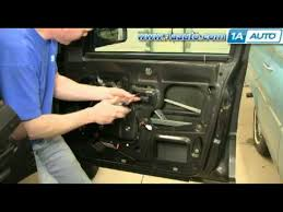 ford ranger door handle how to install replace inside door handle ford explorer sport trac