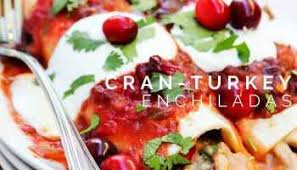 cran chicken enchiladas a dash of sanity