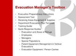 100 emergency exit plan template useful resources a