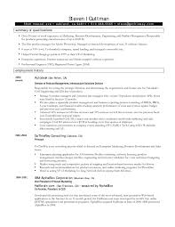 Product Manager Resume Sample Product Manager Resume Sample Job And Resume Template