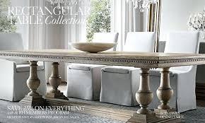restoration hardware marble table restoration hardware dining room table createfullcircle com