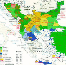 Map Of Syria Google Search Maps Pinterest by Religious Ethnic Map Of The Balkans In The 19th Century Maps
