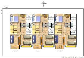retirement house plans small small housing plan small row house plans co best small retirement