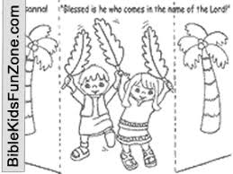 palm fronds for palm sunday free printable palm sunday craft stand up picture of children