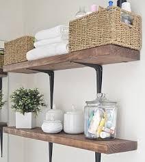 floating shelves kitchen bathroom remodel ideas white bathroom
