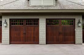 Designer Door Pioneer Wood Garage Doors U2014 Designer Doors