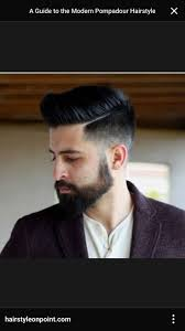 Pompadour Hairstyles For Men by 34 Best Look Book Men U0027s Cuts And Styles Images On Pinterest