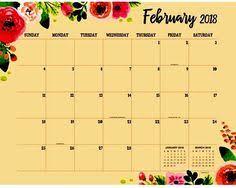 desk pad calendar 2018 february 2018 desktop calendar 2018 desk calendar pinterest
