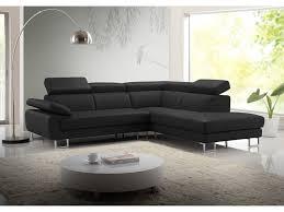 canapé d angle 9 places canapé d angle en cuir de vachette 5 coloris colisee