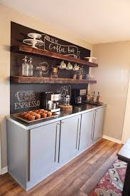 kitchen coffee bar ideas kitchen coffee station awesome coffee station in kitchen in