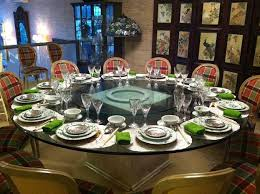 Table Settings Ideas Dining Room Table Settings With Exemplary Elegant Dining Room
