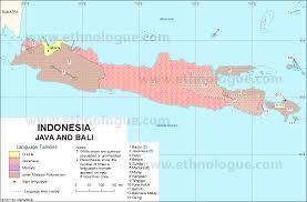 bali indonesia map indonesia java and bali ethnologue