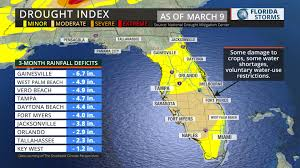 Fl Wildfire Map by Much Needed Rain Moving Into Florida Uf Weather Center