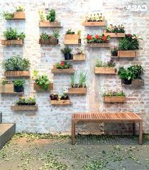 Garden Wall Decoration Ideas Outdoor Garden Wall Decor Garden Wall Decoration Ideas