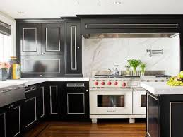 Kitchen Cabinet Moldings And Trim Black Kitchen Cabinets With White Trim Ellajanegoeppinger Com