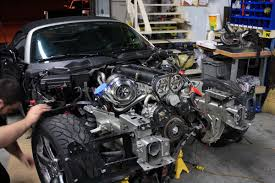 opel solstice pontiac solstice gets an engine transplant from a toyota supra