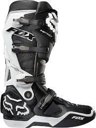 fox racing motocross 2017 fox racing instinct boots mx atv motocross off road dirt