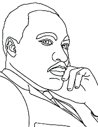 Martin Luther King Jr Coloring Pages Martin King Jr Coloring Page Dr Martin Luther King Jr Coloring Pages