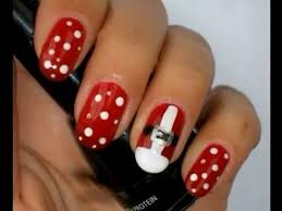 christmas nail designs aynise benne