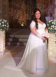 cheap plus size wedding dress plus size wedding dresses empire a line chiffon big wedding gowns