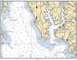 Md Map Potomac River St Marys River Md Inset 2 Nautical Chart νοαα