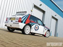 martini racing 1993 lancia delta hf integrale 16v evolution ii martini bianco