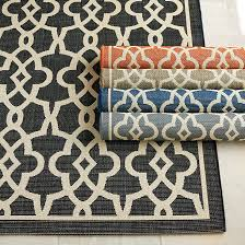 Outdoor Mats Rugs Beaufort Indoor Outdoor Rug Ballard Designs