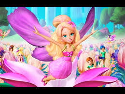 barbie barbie thumbelina