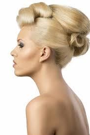 Hochsteckfrisurenen Dickes Haar by Extravagante Hochsteckfrisur Für Dickes Haar Hochsteckfrisuren