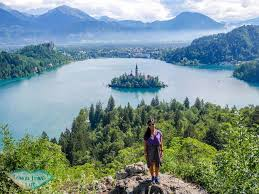 lake bled lake bled best viewpoint slovenia laugh travel eat