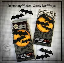 Halloween Bat Treats It U0027s Written On The Wall Halloween Something Wicked This Way