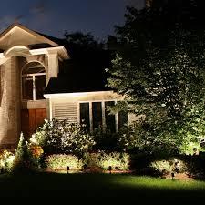 Spotlight Landscape Lighting Yard Spotlight Installation Wise Landscape Lighting