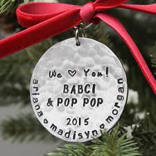 grandparent christmas ornaments grandparents christmas ornament