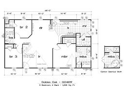 100 mobil home floor plans clayton homes floor plans 2005