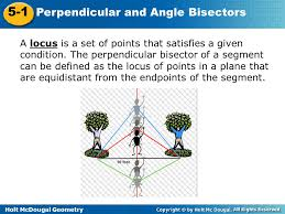 5 1 perpendicular and angle bisectors section ppt download