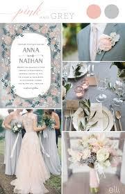 theme wedding wedding themes best 25 pink grey wedding ideas on