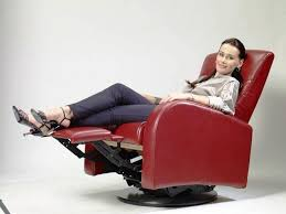 modern recliner that is totally comfortable u2013 awesome house