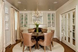 simple but elegant small dining room designs
