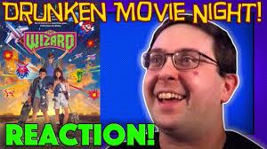 drunken movie night the wizard solo reaction 1989 nintendo