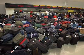 United Baggage Lost Rate Of Lost Luggage Drops More Than 60 Over Seven Years La Times