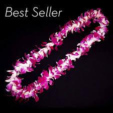 flower leis best seller single flower bombay best flower leis