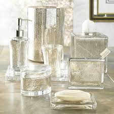 Bathroom Apothecary Jar Ideas by Luxury Bath Accessory Sets Vizcaya Accessories By Kassatex