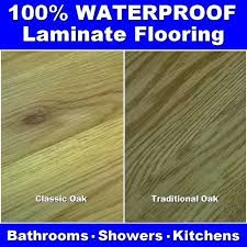 creative of waterproof laminate flooring for bathrooms and