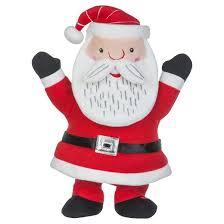 animated musical santa wondershop target
