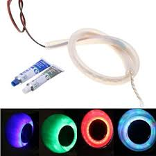 led lights for motorcycle for sale dc12v motorcycle modified exhaust pipe heated led light l strip