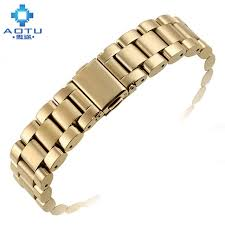 bracelet kors images Men 39 s stainless steel watchbands for michael kors mk5798 8107 jpg
